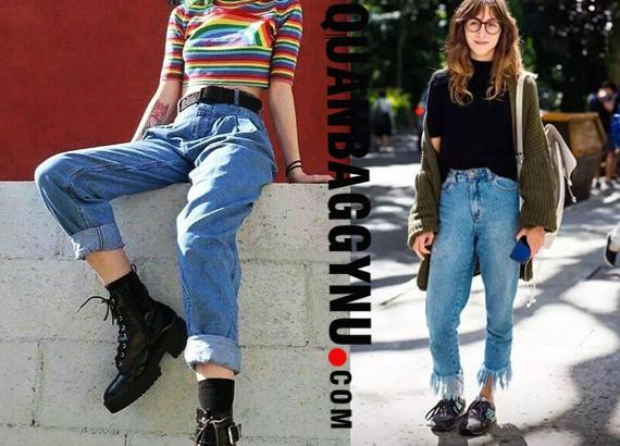 Tổng hợp 16 cách mặc đẹp và phối đồ hiện đại với quần baggy
